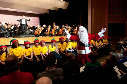 By Strike2Photography: 2011 Evanston Symphony Christmas
