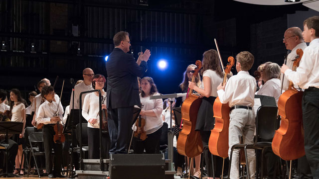 Young Persons' Concert May 2019