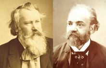 Brahms & Dvorak